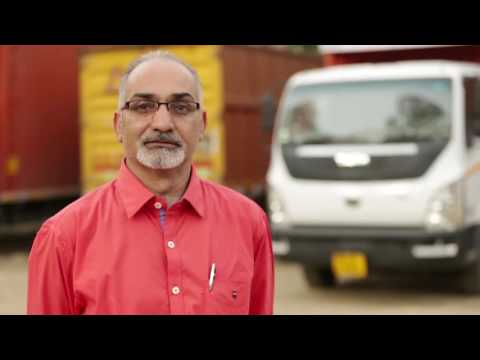 TATA 407 : M.P. Sharma shares his experience