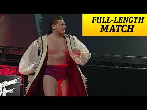 William Regal's WWE Debut
