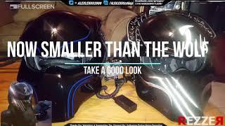 Predator  Phantom  Motorcycle helmet Unboxing (short version)