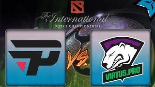 [PT-BR] paiN Gaming vs Virtus.pro - Dota 2 The International 8