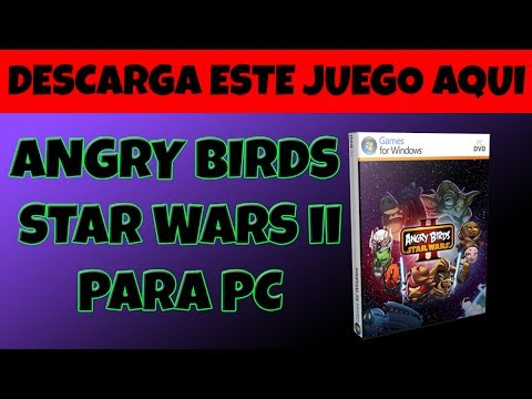 Descarga Angry Birds Star Wars II para PC