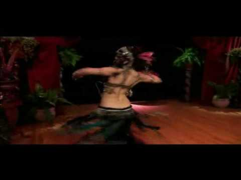 Moria Chappell - Tribal Fusion Belly Dance
