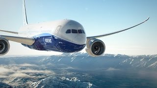 Boeing 787-10 Dreamliner First Flight