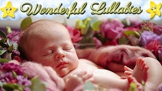 4 Hours Soft Relaxing Baby Sleep Music Collection ♥ Brahms Mozart Beethoven Lullabies ♫ Good Night