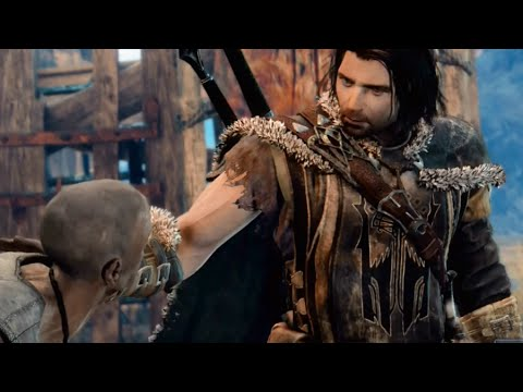 Middle-Earth Shadow of Mordor - Mission 2, The Slaver, Xbox One