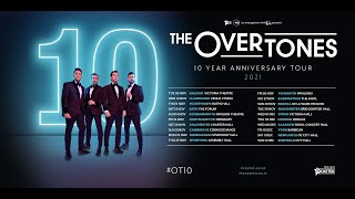 Download lagu The Overtones '10th Anniversary' Tour Advert