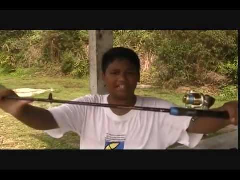 Fishing Malaysia : Danau Pinggiran Putra fishery ( NEWLY FORMATTED VIDEO!! )