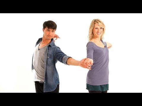 How to Dance a Cha-Cha Routine for Beginners   Cha-Cha Dance