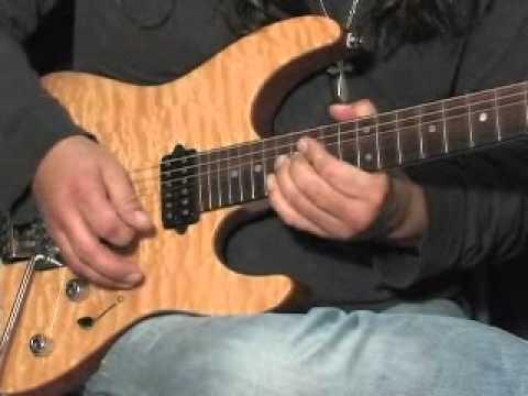 Troy Seele: Lead Guitarist, Guitar Lessons via Skype