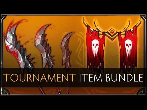 Dota 2 Tournament Item Bundle - Vote now!