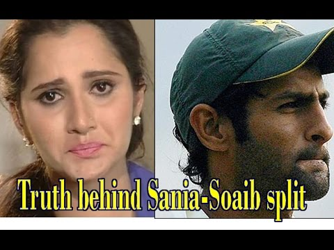 Sania Mirza And Shoaib Malik Breakup video