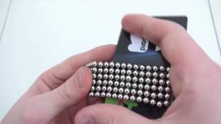 Magnetic Balls Cube Tutorial