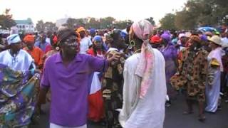Haiti Carnaval 2009 Mardi Gras Defile 5 00pm