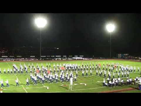 Punahou High School Marching Band