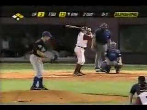 2004 FSU vs UF - S Drew HR Video