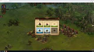 24 05 2019 ELVENAR game play from the beginning to the most advanced world
