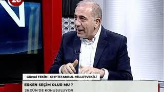 26.Gün | CHP İstanbul Mv Gürsel Tekin
