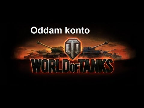 oddam konto world of tanks youtube. Black Bedroom Furniture Sets. Home Design Ideas