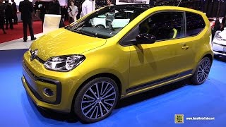 2017 Volkswagen Up - Exterior and Interior Walkaround - Debut at 2016 Geneva Motor Show