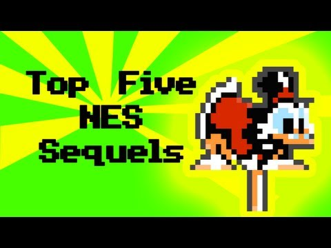Top 5 NES Sequels