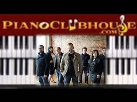 ♫ How To Play jesus, Friend Of Sinners (casting Crowns) - Christian Piano Tutorial Lesson video