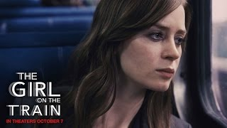 """The Girl on the Train - In Theaters Friday - """"A Look Inside"""" Featurette"""