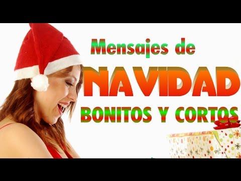 Mensajes de NAVIDAD Bonitos y Cortos