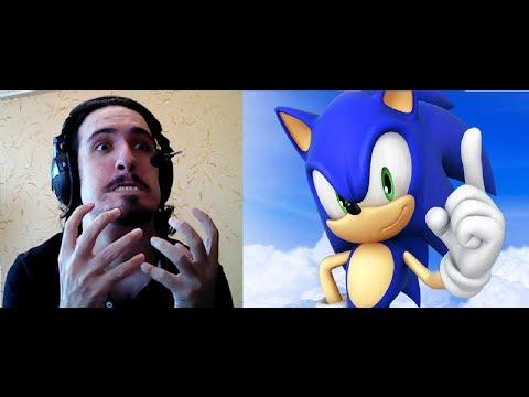 Некрос бесится в Unfair Sonic !