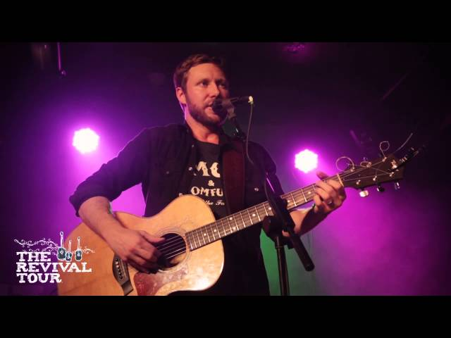 The Revival Tour - UK tour 2012 update - Cory Branan