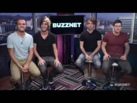 All Time Low Buzznet Funny Moments