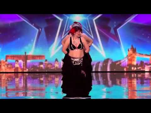 The Judges suffer epic buzzer fail Britain's Got Talent 2016 Audition