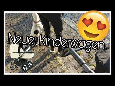 Neuer KINDERWAGEN | Spaziergang || Reborn Baby Deutsch