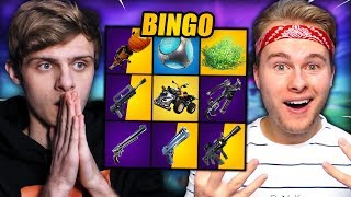 EXTREME BINGO #2 | Fortnite Mini-Game ft. Royalistiq