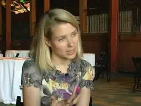 Google at 10 Years - And the Future.......Marissa Mayer ...