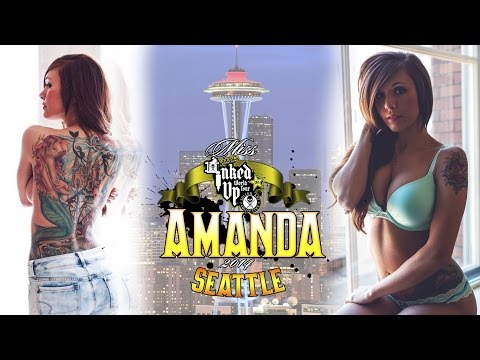 Rockstar Energy Miss Inked Up Seattle 2014