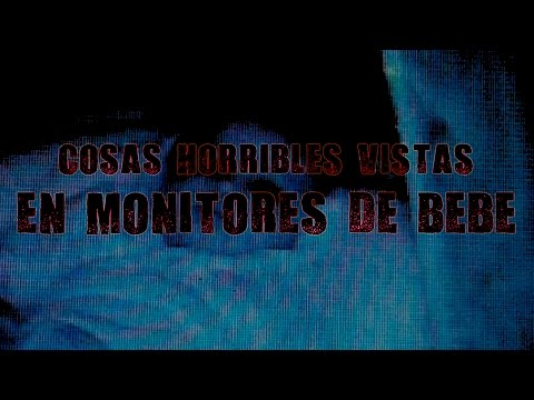 Cosas horribles vistas en monitores de bebé | Dross (Angel David Revilla)