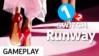 Strutting Our Stuff  in Runway on 1-2 Switch