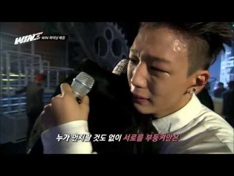 [ENG] Saddest Moment in K-Pop history: WIN Team B 'Climax' Performance