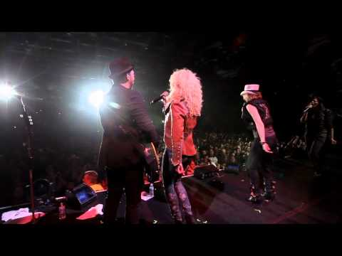 Sugarland and Little Big Town cover Madonna's