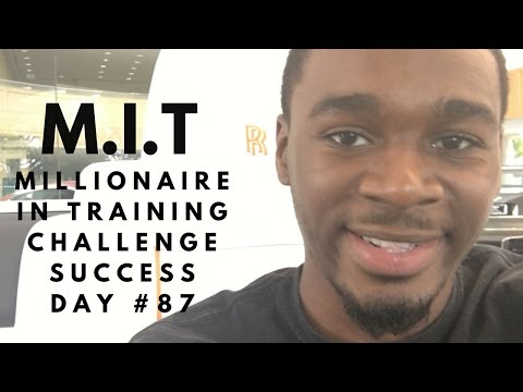 "M.I.T Challenge Success Day #87 ""Professionals Vs. Amateurs!"" Wesley Virgin"