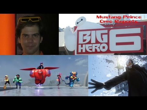 Joshua Orro's Big Hero 6 blog