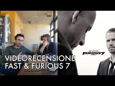 Fast & Furious 7, con Paul Walker, Vin Diesel, The Rock, Michelle Rodriguez