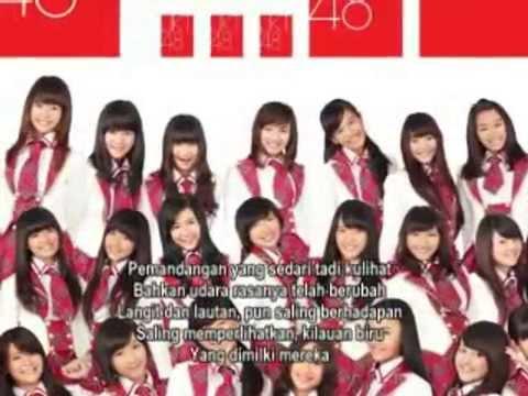 Ost Pocari Sweet (JKT48 - Musim Panas Sounds Good)