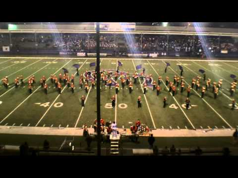 2012 University High School Band