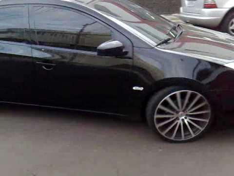 Sentra aro 20... 20 inch wheels - YouTube