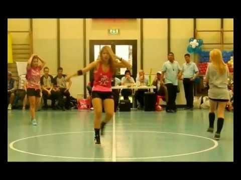 Jennifer Lopez Dance Again Steps (swagger Dancers) video