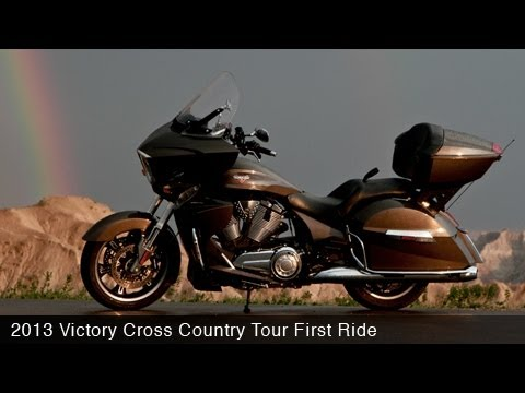 MotoUSA First Ride: 2013 Victory Cross Country Tour