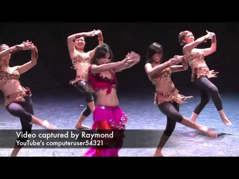 Munni Badnaam Hui - Shiamak's Bollywood Jazz - Sep 18 2011 video