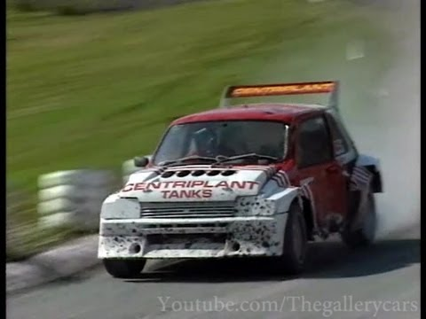 MG Metro 6R4 This means 6 cylinder, rally driving all four wheels.MG Metro 6R4 was Developed jointly by the engineering division williams. This car had a 3 l...