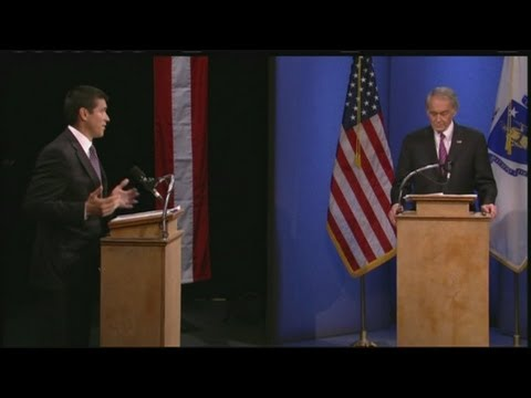 Final U.S. Senate debate between Markey & Gomez